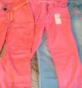 Продаются брюки для девочки