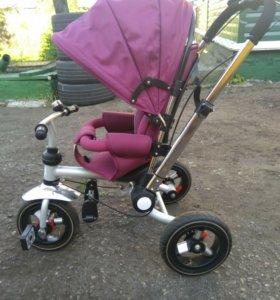 Велосипед детский (практически новый)