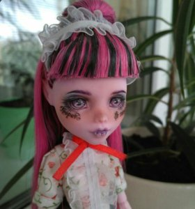 ООАК кукла Monster High Дракулаура