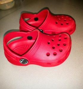 Crocs оригинал C4 - C5