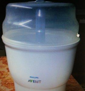 """Стериллизатор,""""Авент"""" для детских бутылочек,сосок,"""
