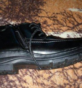 Ботинки , совершенно новые