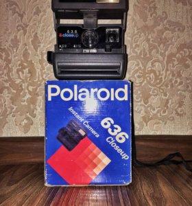 Фотоаппарат Polaroid 635