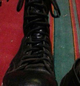 Ботинки размер 35 непромокаемые