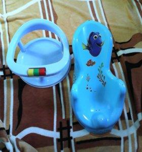 Сидения для купания малышей