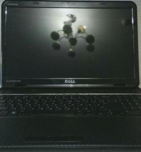 Dell n5110, i5 2410/4Gb/500gb/SSD 60Gb/525m