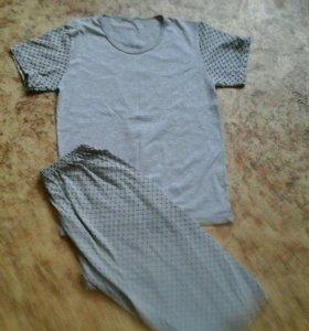 Пижамы для мальчика р.140-146