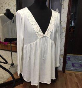 Блузочка легкая
