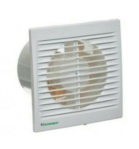 Вентилятор осевой электрический