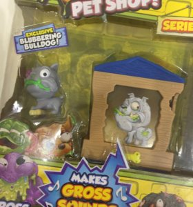 Зоомагазин игрушки новые