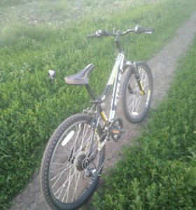 Велосипед stels nsvigator 420