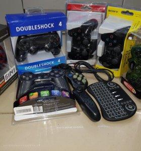 Джойстик для приставки PS1,PS2,PS3,PS4,PC