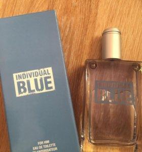 Individual blue блу Avon мужская туалетная вода