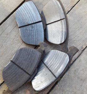 Передние тормозные колодки форд фокус 2