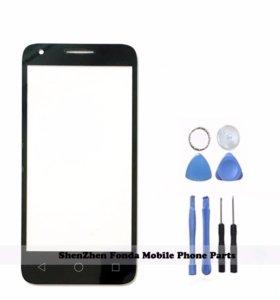Сенсор для Alcatel One Touch 5019d Pixi 3 4.5д