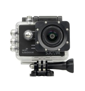 SjCam Sj5000X Elite Wi-Fi Новая Экшн-Камера.