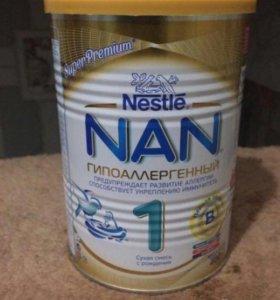 Смесь NAN 1 Гиппоалергенный