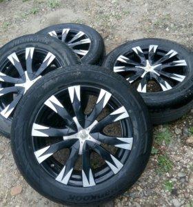 Комплект колес 18*235*60(лето)