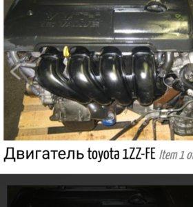 Двигатель 1 zz