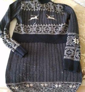 Платье для кормящих мам, подойдет для беременных