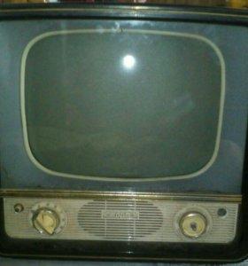 Раритетный телевизор старт 3