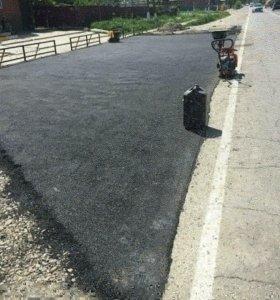 Укладка тротуарной плитки и Асфальта