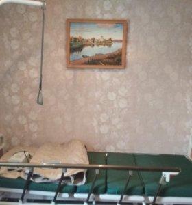 Кровать для лежачих больных с элетроприводом