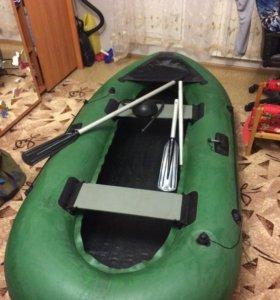 Надувная лодка вега 2