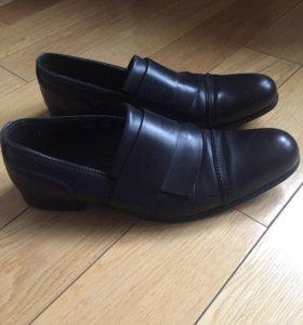 Мужские кожаные туфли Creative(italy)