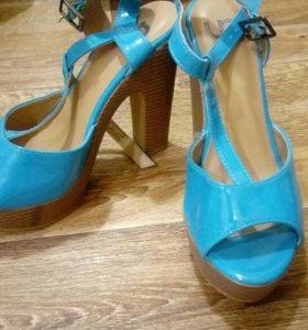 Обувь, 3 пары