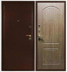 Железная дверь на заказ