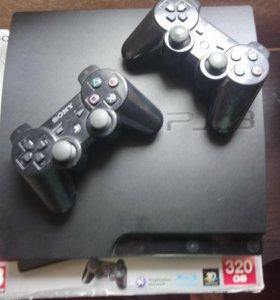 Sony PlayStation 3 320Gb.
