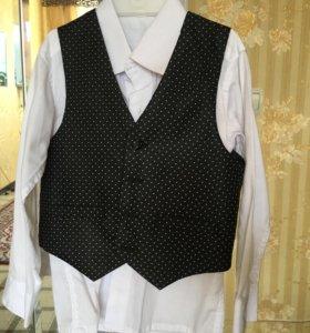 Рубашка и жилет