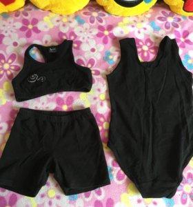Одежда спортивная на девочку 146