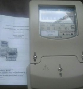 Счётчик электрической энергии ЭНЕРГОМЕРА ЦЭ6807П