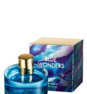 Туалетная вода Oriflame Blue Wonders