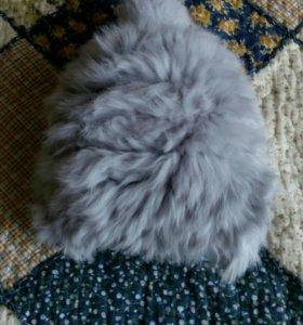 Кроличья шапка
