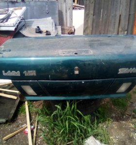 задняя крышка багажника от ваз 2115