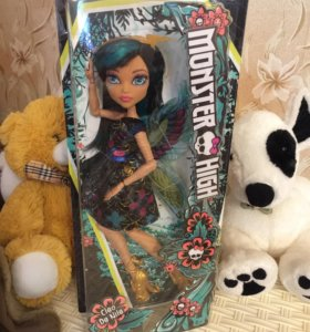 Кукла Monster high Cleo De Nile