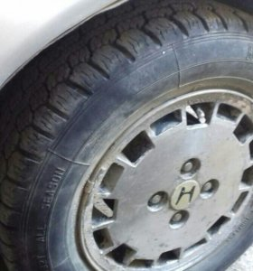 Диски Honda r13 4/100