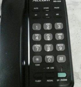 Проводной кнопочный телефон Alcom