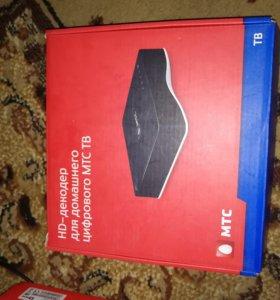 Приставка TV MTC