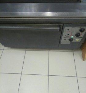 Плита 4-х комфорочная с духовым шкафом