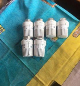Терморегуляторы oventrop