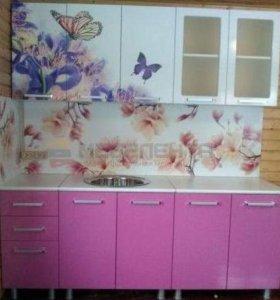 Кухонный гарнитур люкс 2.0м