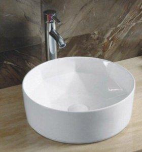 Накладные раковины в ванну