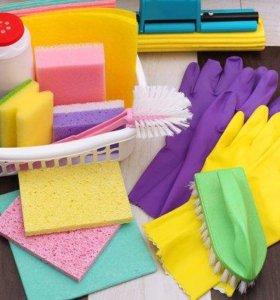 Уборка вашей квартиры,дома.