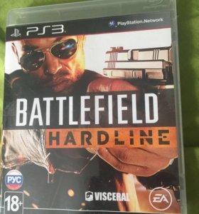 Игра для рс3 Battlefield hardline РС3