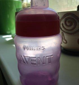 Бутылка авент