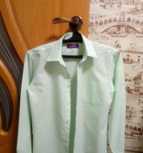 Рубашка на мальчика на 152-158см
